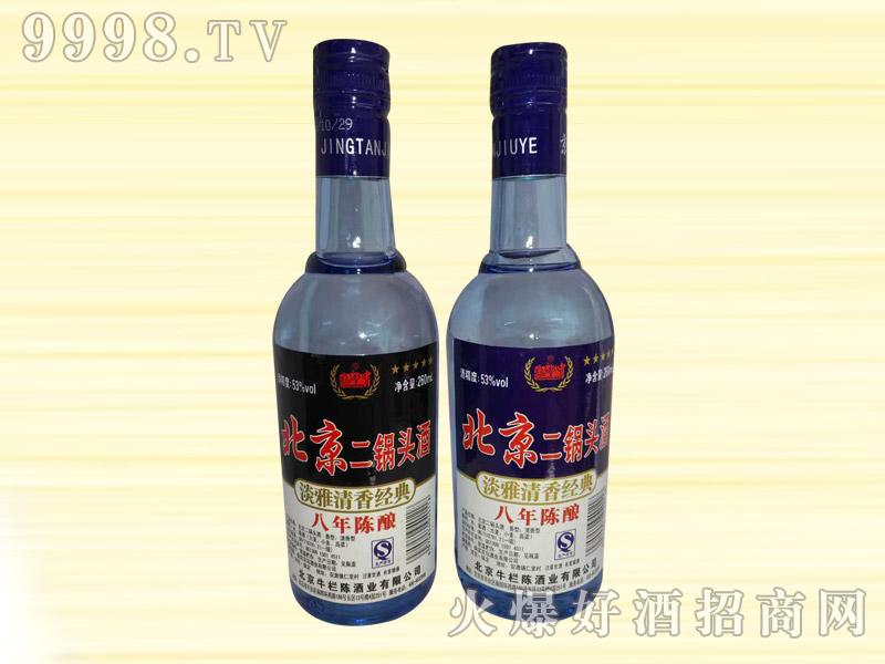 土郎中北京二锅头酒陈酿8-260ml