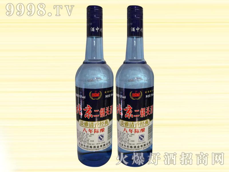 土郎中北京二锅头酒陈酿8-750ml