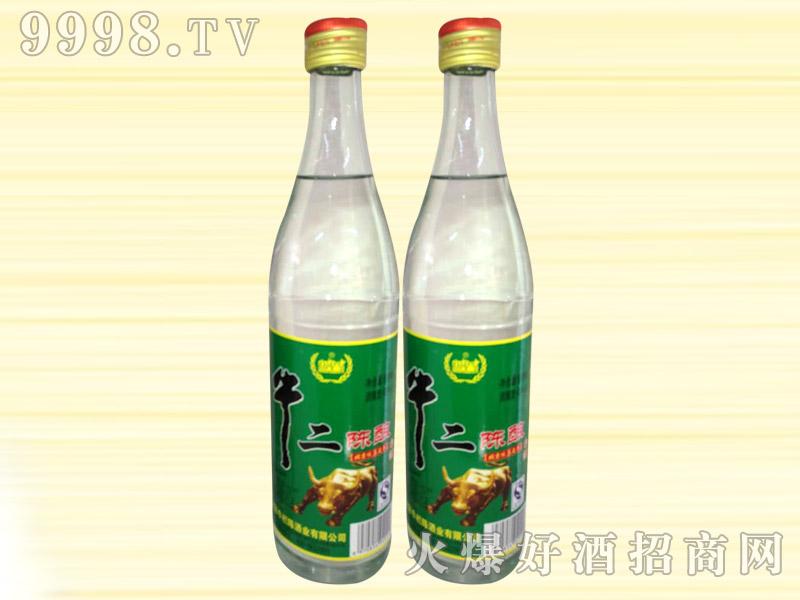 土郎中牛二陈酿白酒42度500ml
