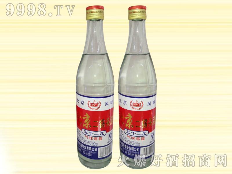 土郎中北京二锅头酒52度500ml(白)