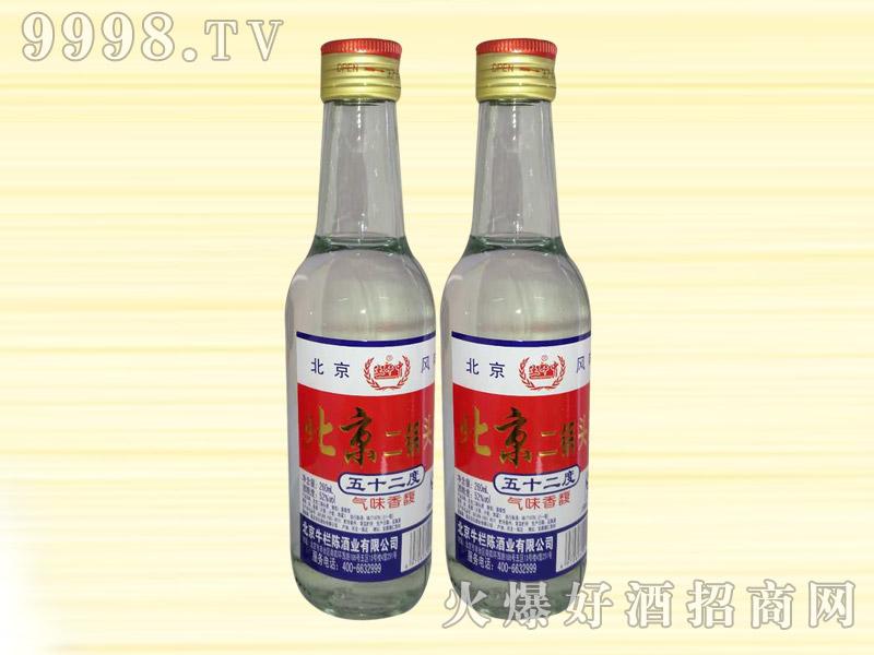 土郎中北京二锅头酒52度260ml