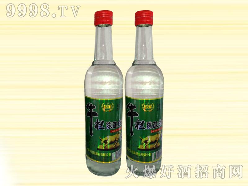 土郎中牛栏陈酿白酒500ml(红标)