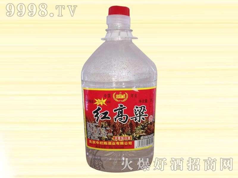 土郎中红高粱酒52度2L
