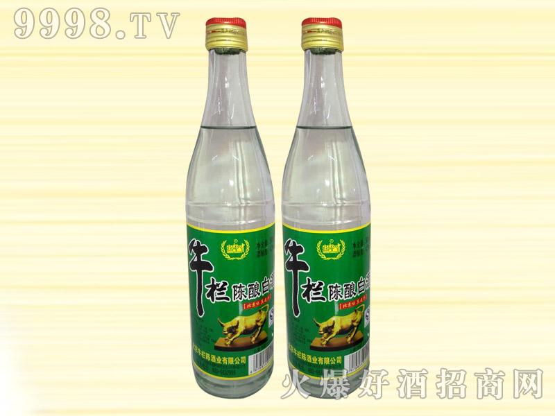 土郎中牛栏陈酿白酒500ml(黄标)