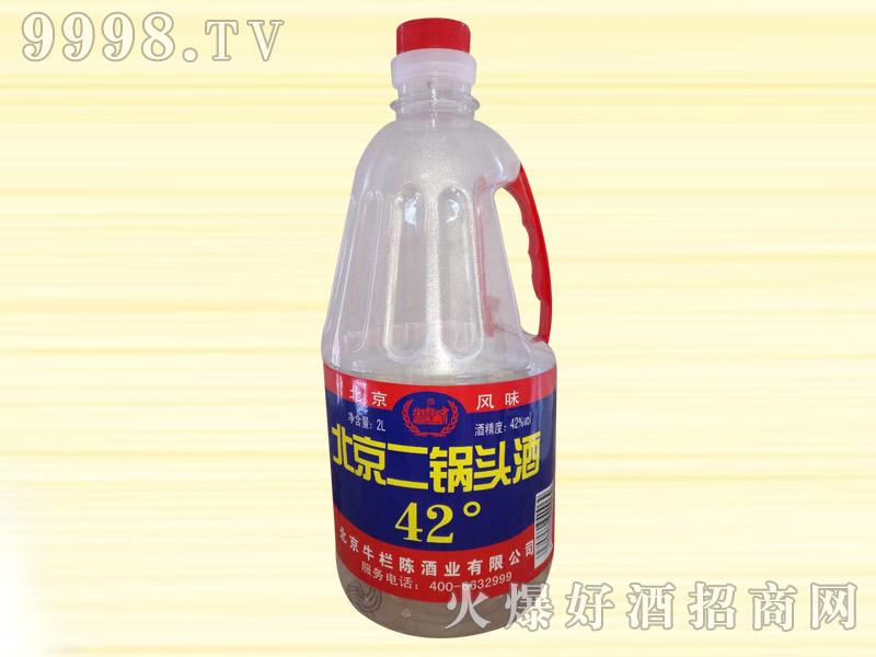 土郎中北京二锅头酒42度2L