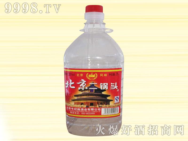 土郎中北京二锅头酒52度2L