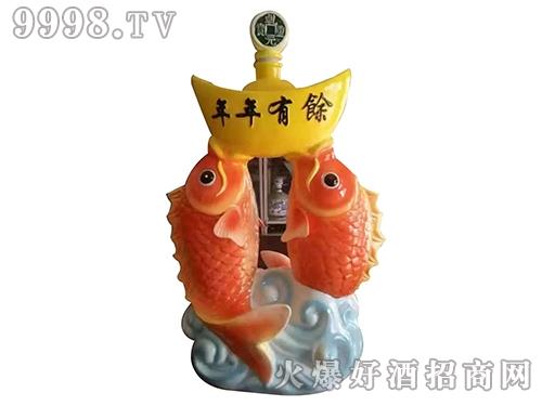 坛装系列酒年年有鱼