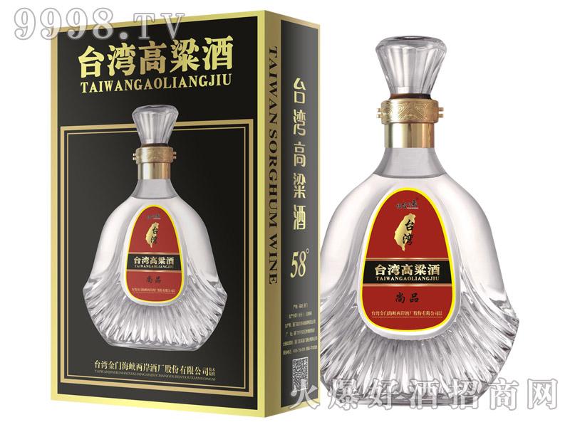 福台印象台湾高粱酒尚品58°600ml