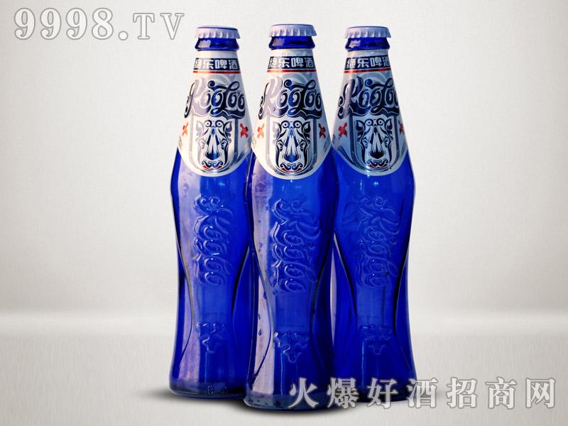 9度绝乐啤酒瓶装