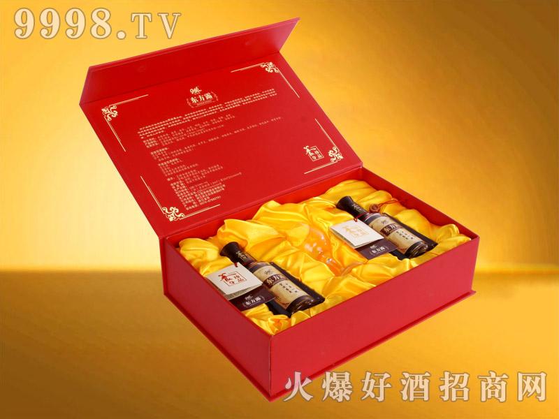 东方露养生酒小礼品盒130ML×2瓶-保健酒招商信息