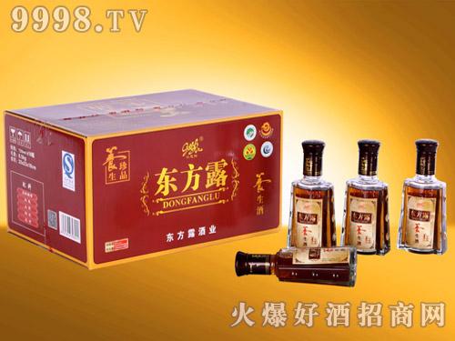 东方露养生酒精装礼盒130ml×18瓶