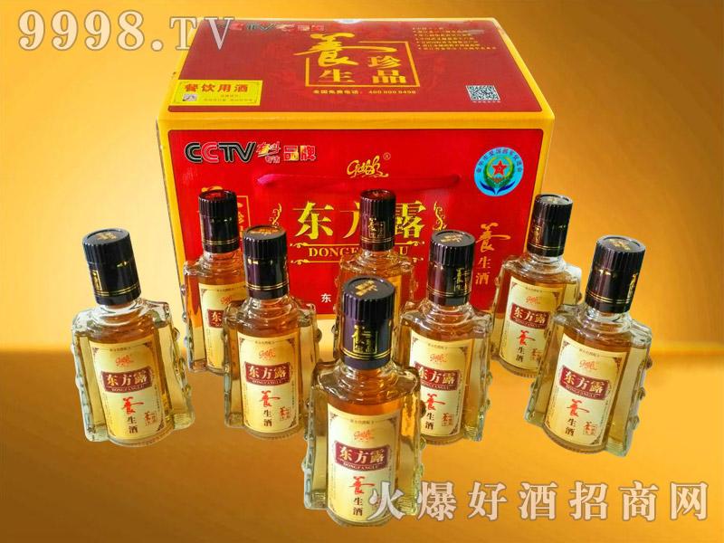 东方露养生酒餐饮酒125ml×8瓶