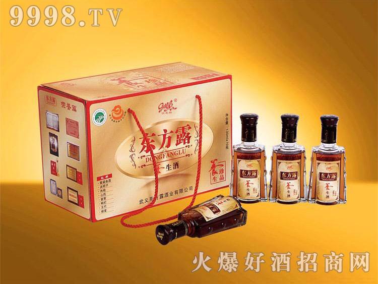 东方露养生酒130ml×10瓶