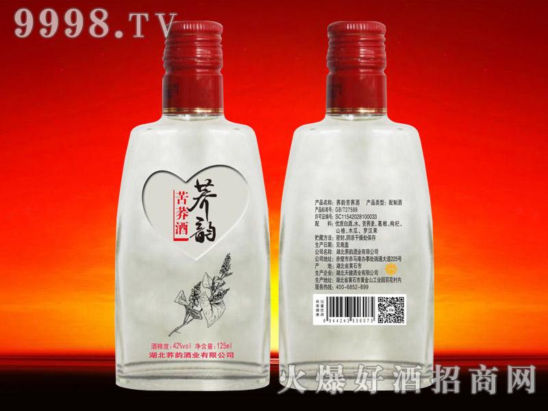 荞韵125ml荞韵小荞酒