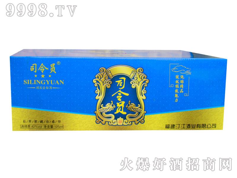 司令员白酒125ML(箱)