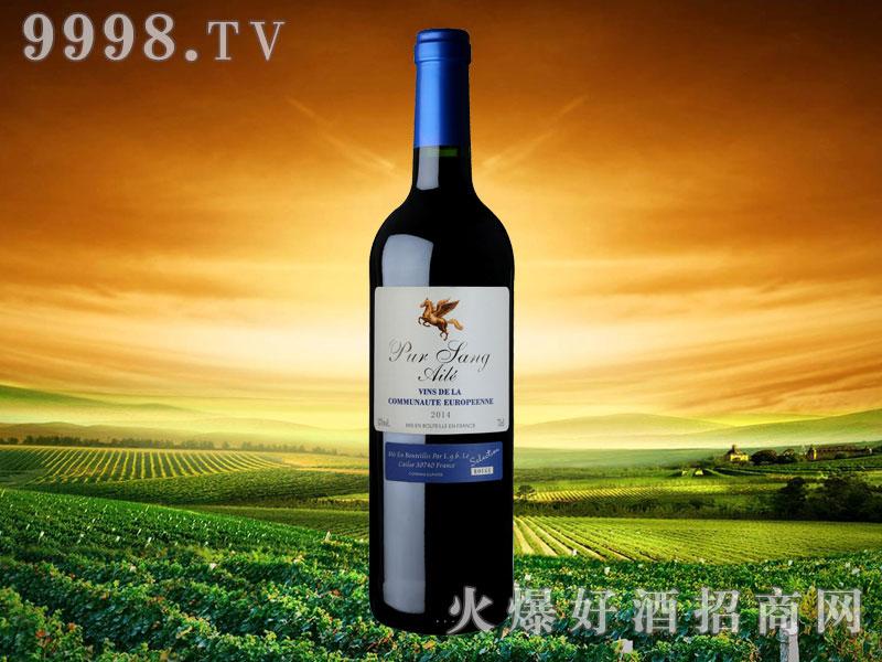 飞马庄精选干红葡萄酒