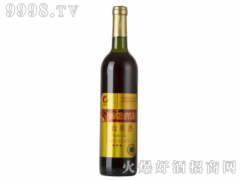 山之孕山楂酒20度