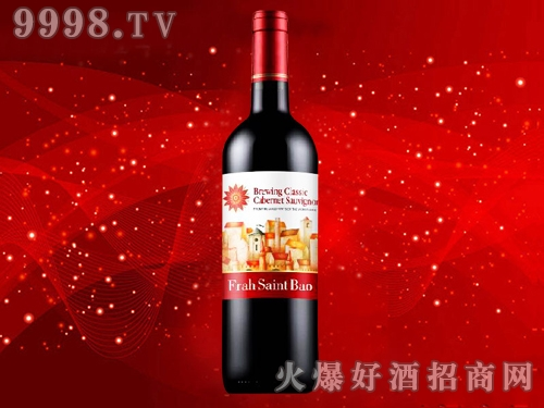 法拉圣堡・佩蒂尔干红葡萄酒