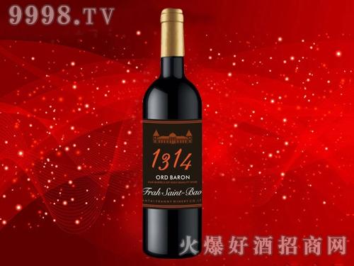 法拉圣堡・奥德男爵干红葡萄酒