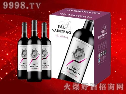 法拉圣堡・麦克伦干红葡萄酒