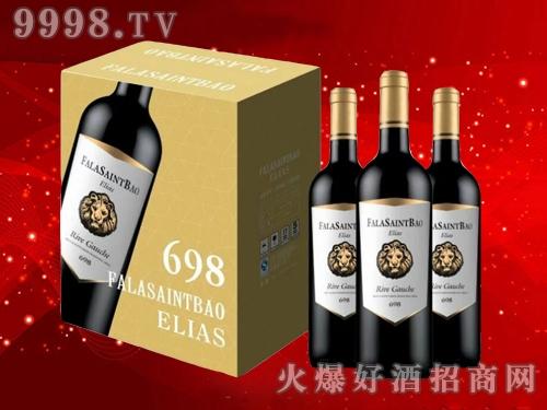 法拉圣堡・以利亚干红葡萄酒