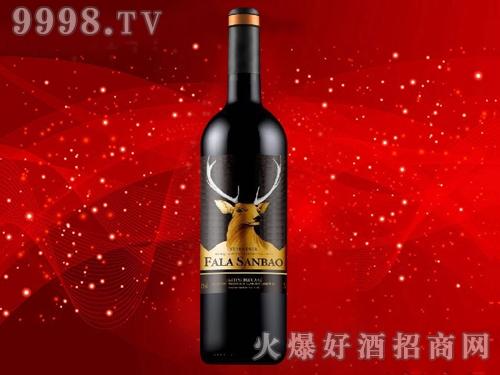 法拉圣堡・斯塔尔鹿干红葡萄酒