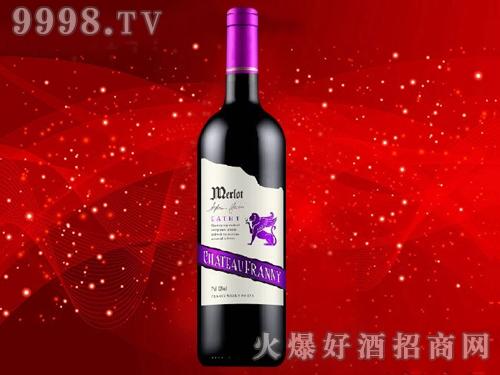 法郎妮・凯希干红葡萄酒