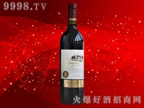 法郎妮・庄园赤霞珠干红葡萄酒