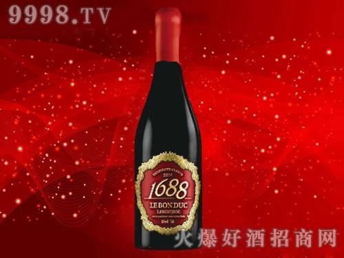 法拉圣堡・1688艾伦斯干红葡萄酒