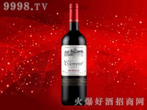 克莱曼老葡园・尚莎玛兰城堡干红葡萄酒