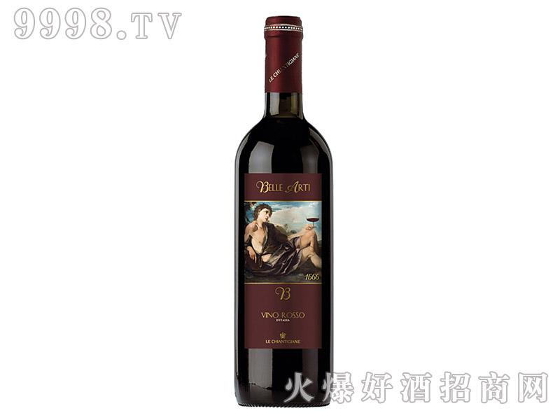 巴克斯罗索干红葡萄酒