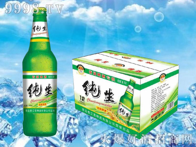 春江雪夜场啤酒330ml