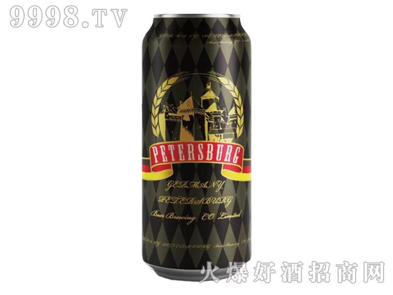 比德堡黑啤330ml