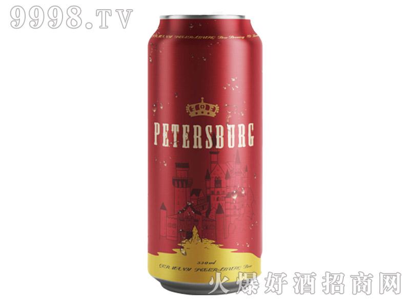 比德堡啤酒・红啤