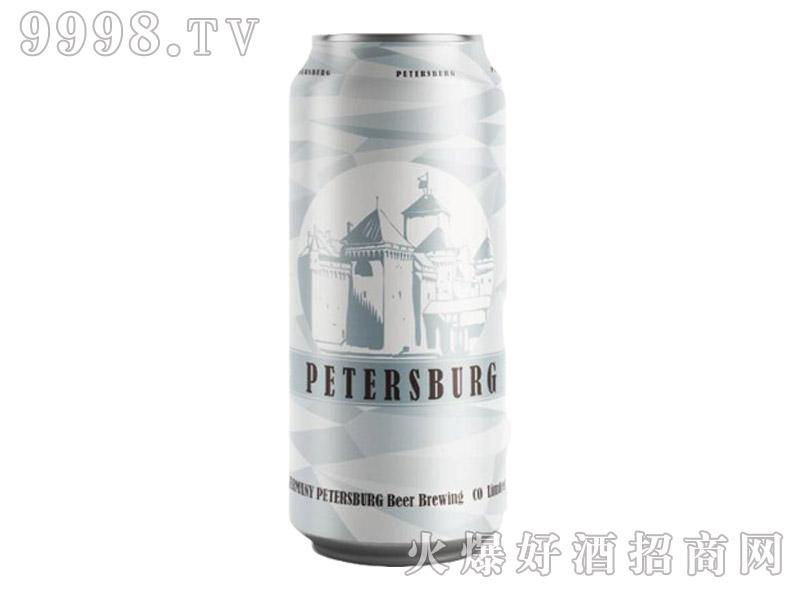 比德堡啤酒・白啤
