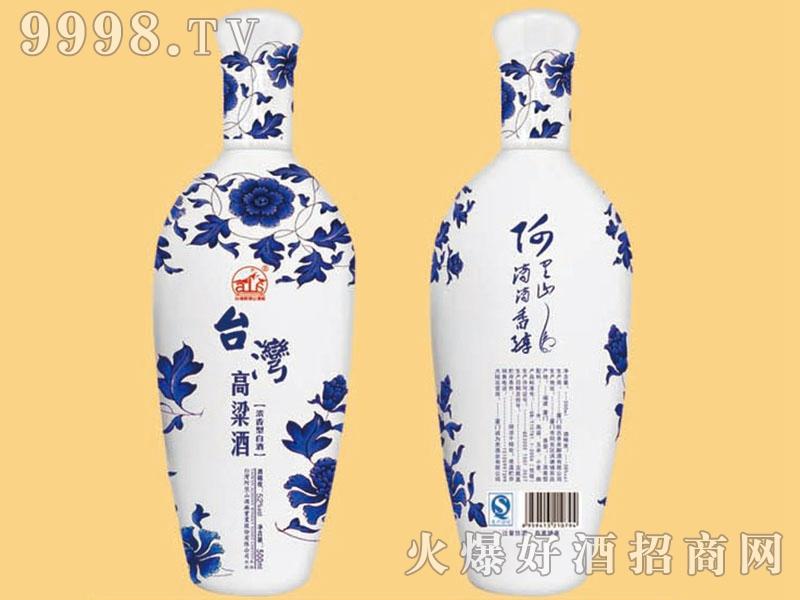 阿里山简装-青花瓷酒
