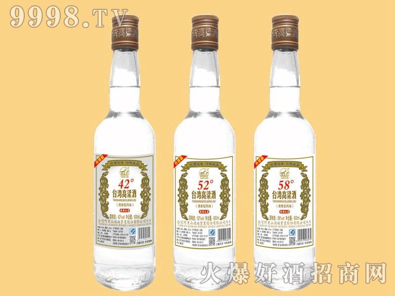 阿里山简装-闽酒之星600ml白标