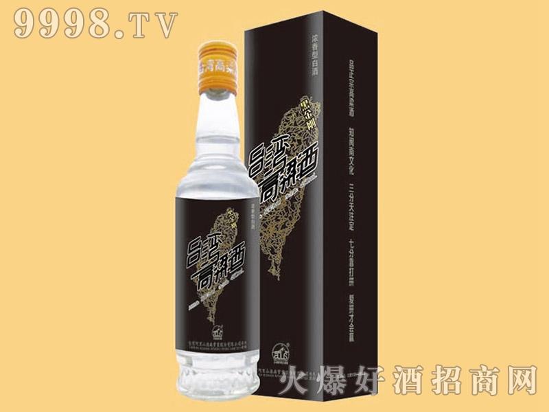 台湾高粱酒-黑金刚52°450ml