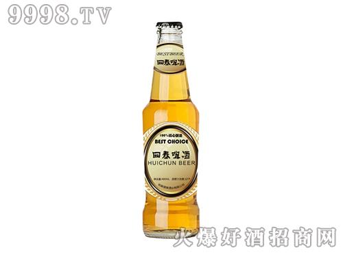 健巢回春啤酒480ml瓶装