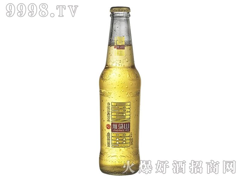 百威英博-雁荡山全麦啤酒325mlx24瓶-浙江英博雁荡山啤酒有限公司