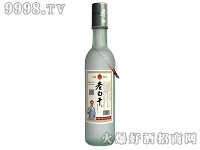 通途老白干酒42°250ml(小圆磨)
