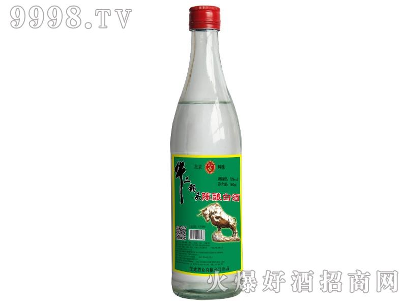 通途牛二锅头陈酿白酒52°500ml