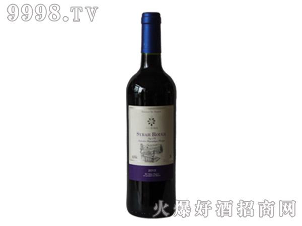 法国百特西拉干红葡萄酒