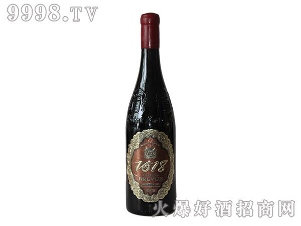 蓓妃酒庄1618蓝钻干红葡萄酒