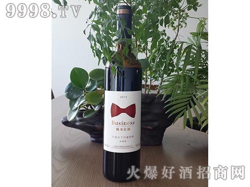 丝路火宴山 干红葡萄酒赤霞珠