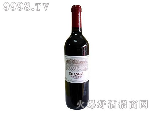 张裕原95特选干红葡萄酒