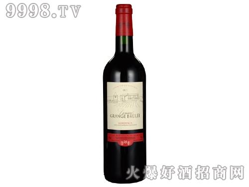 格兰杰庄园红葡萄酒2011年