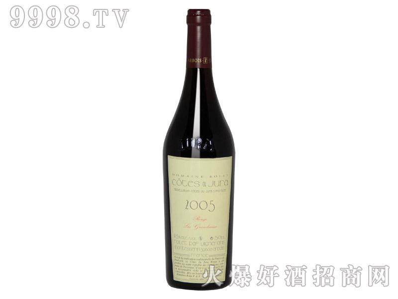 罗列特酒庄汝拉丘干红葡萄酒
