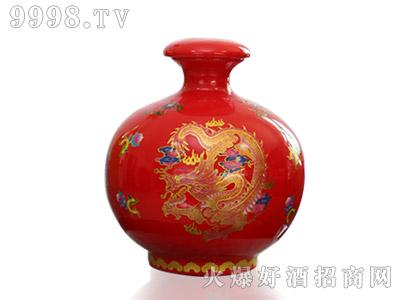 汇福林白酒・龙坛(红)