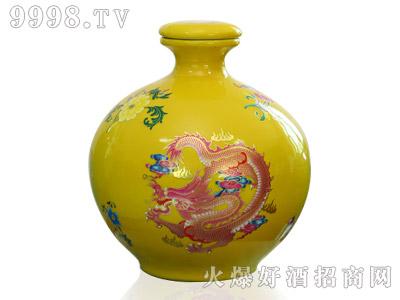汇福林白酒・龙坛(黄)